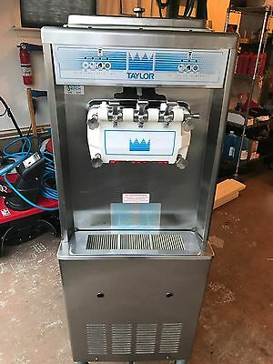 Taylor ice cream machine 1 phase air cooled