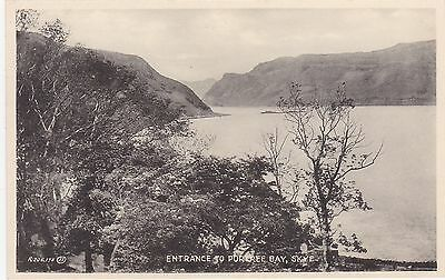 Entrance To Bay, PORTREE, Isle Of Skye, Inverness-shire
