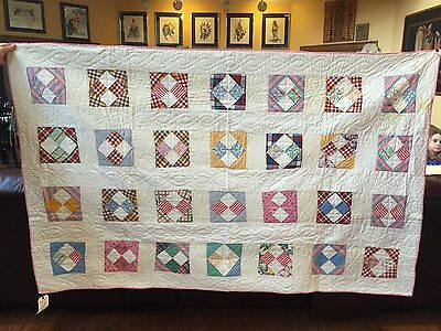 Authentic Amish Quilt - Handmade - NEW