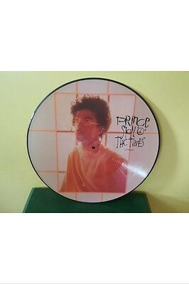 Prince Sign Of Times Picture Disc