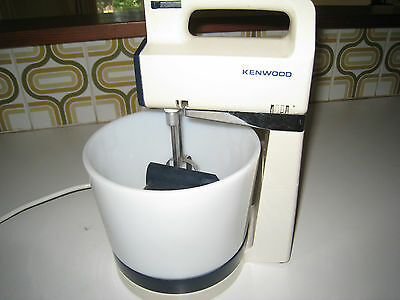 kenwood Chefette mixer vintage 1960s Kenneth Grange design