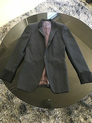 Under Cover Blazer, Size 3, Charcoal