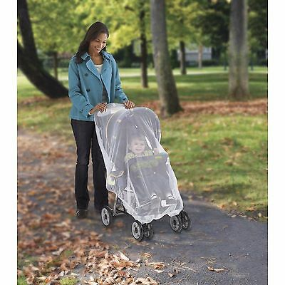 NUBY Stroller & Carrier Netting - Protect Child from Mosquitoes, New
