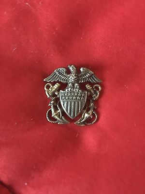 Navy Officer Sweetheart Pin