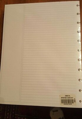 Levenger 300 Circa Annotation, Ruled Refill Sheets (AD8910)...NEW