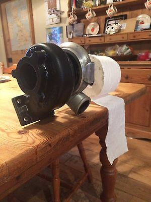 Toilet Roll Holder Turbo Charger