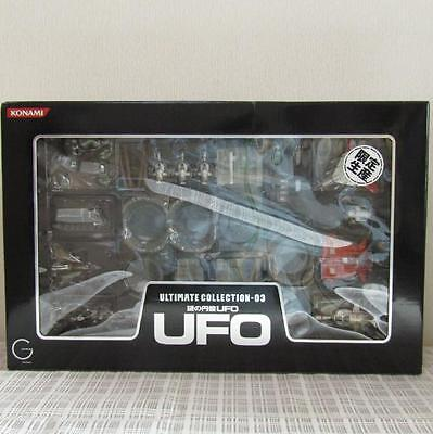SHADO UFO Ultimate Collection 03 Limited Gerry Anderson Konami Japan In stock