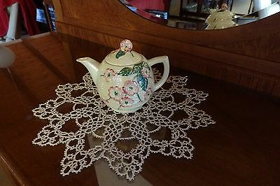 Maling Apple Blossom Teapot