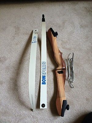 "Ragim Recurve Bow 68"" Right Handed"