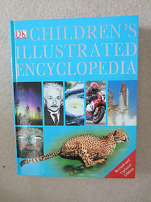 Childrens Illustrated Encyclopedia -NEW