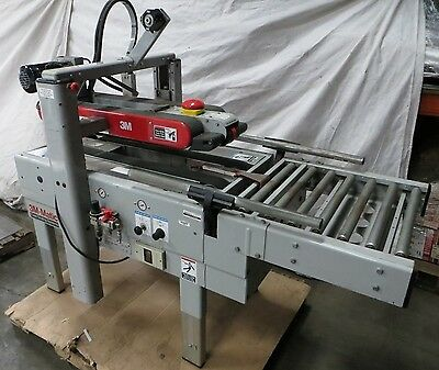 3M MATIC 700R Case Sealing System Top and Bottom Random Automatic Case Sealer