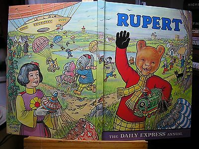 Rupert - 1976 - The Daily Express Annual