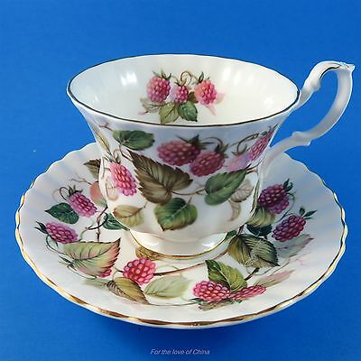 Royal Albert Random Harvest Series Dorset Tea Cup and Saucer Set
