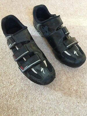 Specialised Spd Mountain Bike Shoes Size Uk 8.5