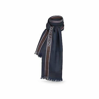 Authentic Louis Vuitton Wool Scarf