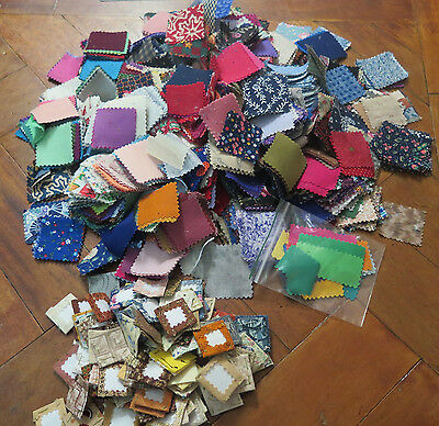 Patchwork Squares Material (Small)