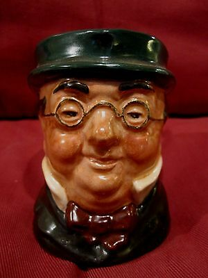 Wonderful Retired Royal Doulton Character Jug Mr. Pickwick Style One