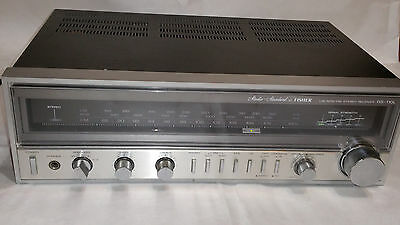 Vintage Fisher Studio Standard Stereo Receiver Rs-110L