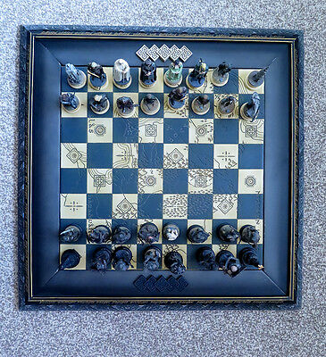 Lord Of The Rings The Final Battle Chess Set