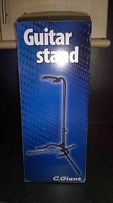 GUITAR STAND BOXED unwanted gifts music gutars electrical stands etc