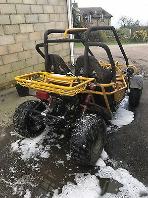 250cc Off Road Buggy With Reverse** Excellent Working Order!!