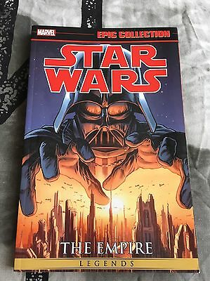 Star Wars The Empire Legends Epic Collection Graphic Novel
