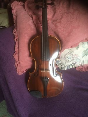 German Violin A/s Copy