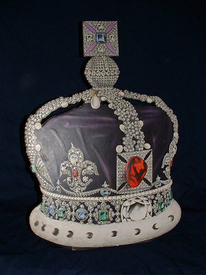 The British Imperial State Crown Shop Display 1930,s