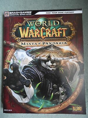 Strategy Guide - World of Warcraft Mists of Pandaria *Paperback*