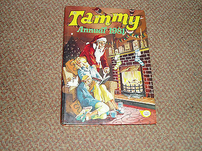 Tammy Annual 1981 Secret Ballet Of The Steppes
