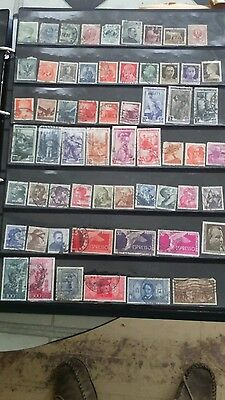 Italy 210+ postage stamps.