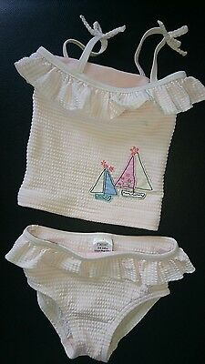 Cute, Next baby girl swimsuit 3-6 months