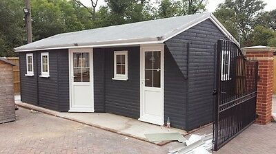 Luxury Garden Cabin   price drop untill end of listing only