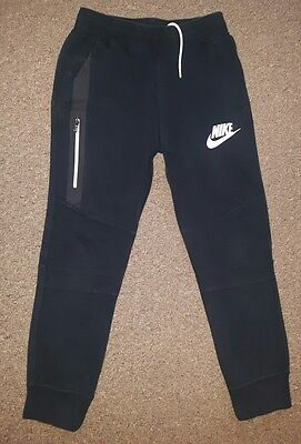 boy's nike joggers tracksuit bottoms age 10 - 12 years