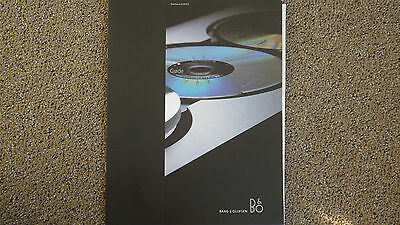 Bang & Olufsen   B&O  Beosound 9000 User Guide New and Unused