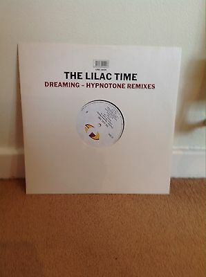 """The Lilac Time - Dreaming - Hypnotone Remixes 12"""" 1991 Creation Excellent Duffy"""