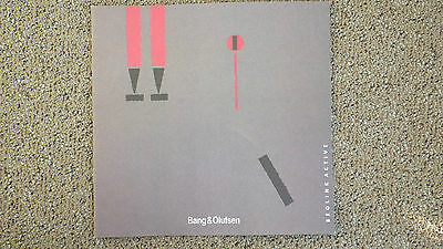 Bang & Olufsen   B&O  Beolink Active User Guide New and Unused