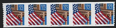 United States MINT SCOTT 2913 #88888  PLATE NUMBER COIL MNH VF - BARNEYS
