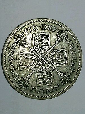 One florin 1936