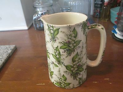 Herron Cross  Lily Of The Valley 1Pint Jug