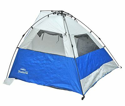 Shadezilla Instant Pop-Up 2 Person Tent with Carry Bag
