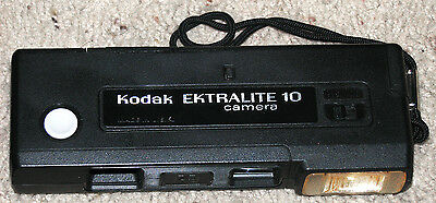 Kodak Ektralite 10 Camera and Case