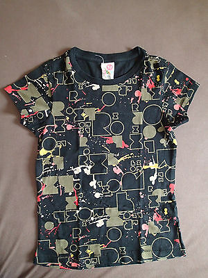 Beau tee-shirt manches courtes ROXY fille 10 ans