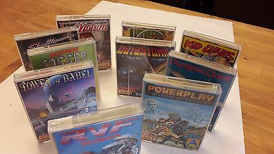 Vintage Commodore Amiga Games - Complete 'ASTRA' Pack - 10 Games