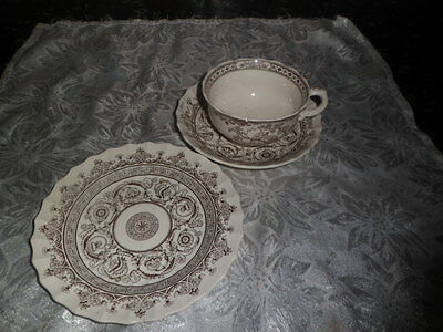 Copeland Spode cup saucer , side plate