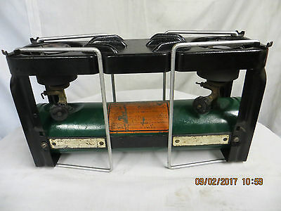 A Rare 1943 Usa/canadian Military Coleman 523 Double Burner Stove.