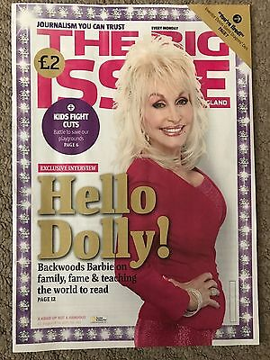 The Big Issue England Featuring Dolly Parton August 2011