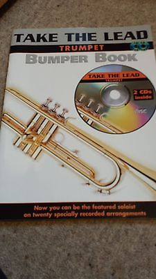 Take the lead - Trumpet, Bumper book with 2 cds