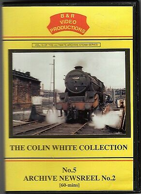 B & R Productions - THE COLIN WHITE COLLECETION No.5 ARCHIVE NEWSREEL No.2