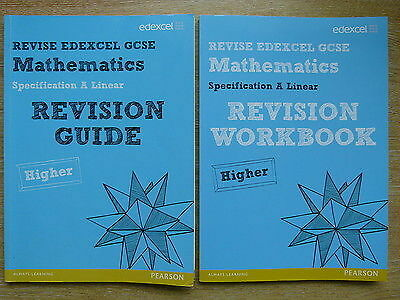 Edexcel GCSE Mathematics A Revision Guide and Revision Workbook